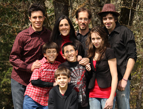 Oliveria Family Missionaries to the Dominican Republic
