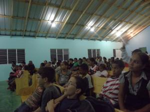 Church family in Villa Paraiso
